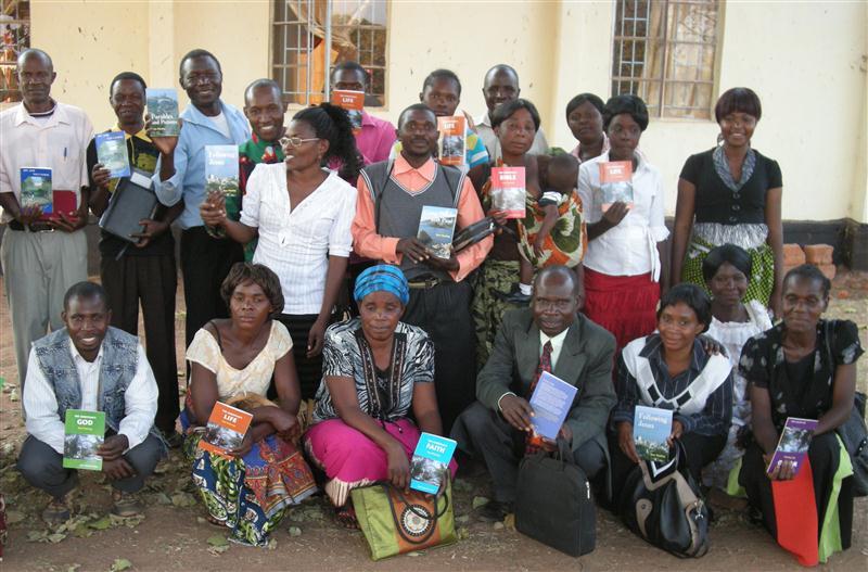 Pastor in Zambia